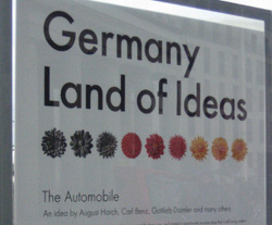 Germany - Land of ideas