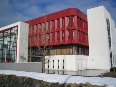 The National Library of Iceland