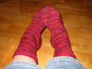 Sockapla-2-za socks from Alison